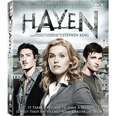 Haven: Season 1 (DISQUE BLU-RAY)