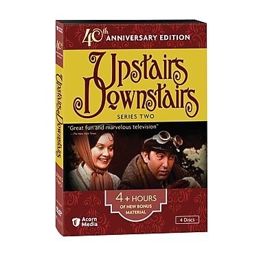 Upstairs, Downstairs: Series 2 (DVD)