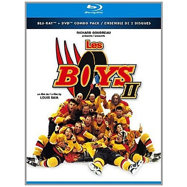 Les Boys II (BLU-RAY DISC)