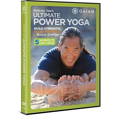 Ultimate Power Yoga Dvd With Rodney Yee (GAIAM MEDIA)