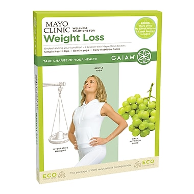 Mayo Clinic Wellness Solutions For Weight Loss (GAIAM MEDIA)