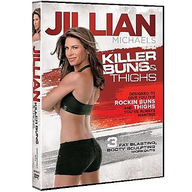 Jillian Michaels: Killer Buns & Thighs (GAIAMME-JM)