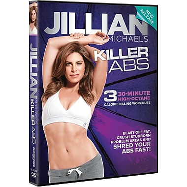 Jillian Michaels Killer Abs (GAIAMME-JM)