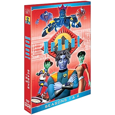 Reboot: Seasons 1 & 2 (DVD)