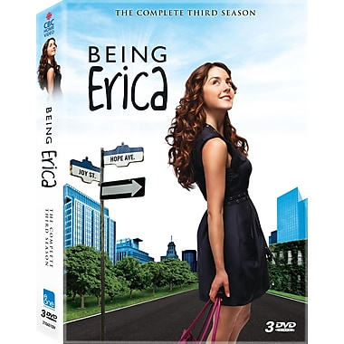 Being Erica: The Complete Third Season (DVD)