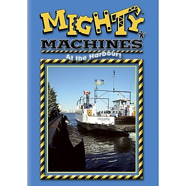 Mighty Machines: At The Harbour (DVD)