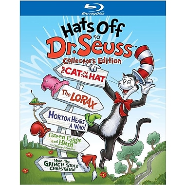 Hats Off Dr. Seuss Collector's Edition (BLU-RAY DISC)