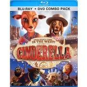 Cinderella Bd+Dvd Combo Pack (BRD + DVD)