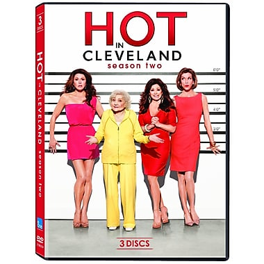 Hot In Cleveland Season 2 (DVD)