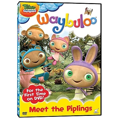 Waybuloo: Meet The Piplings (DVD)