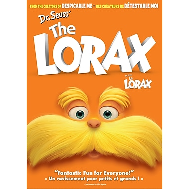 Dr. Seuss The Lorax (DVD)