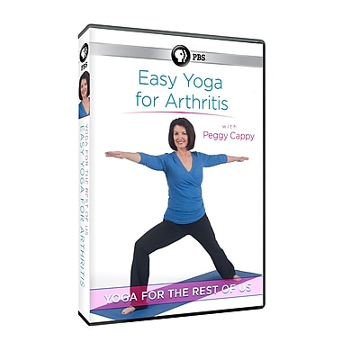 Yoga For The Rest Of Us: Easy Yoga For Arthritis With Peggy Cappy (DVD)