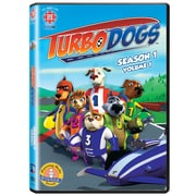 Turbo Dogs: Season 1: Volume 1 (DVD)