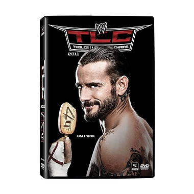 WWE TLC: Tables Ladders & Chairs 2011 (DVD)