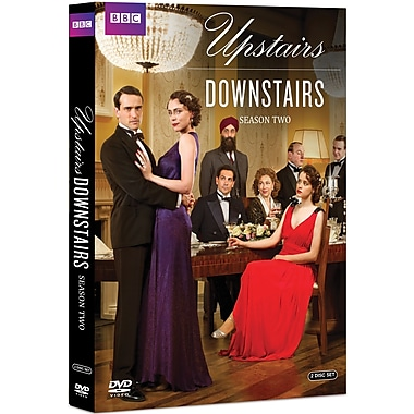 Upstairs, Downstairs Season 2 (DVD)