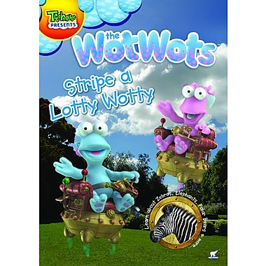 The Wotwots - Stripe A Lotty Wotty (DVD)