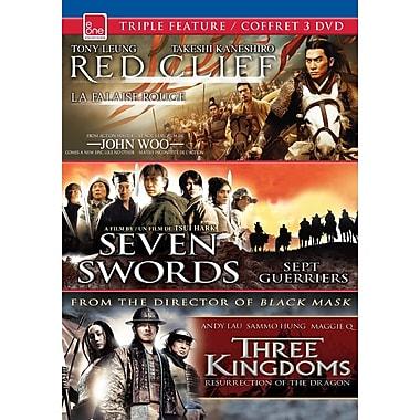 Eone Triple Feature Set 19 (DVD)