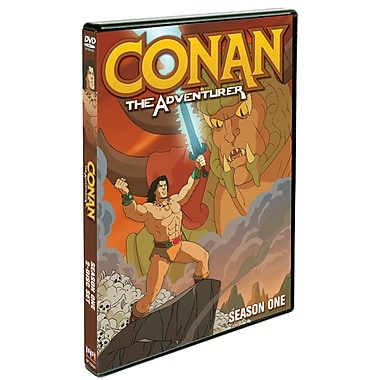 Conan The Adventurer: Season One (DVD)