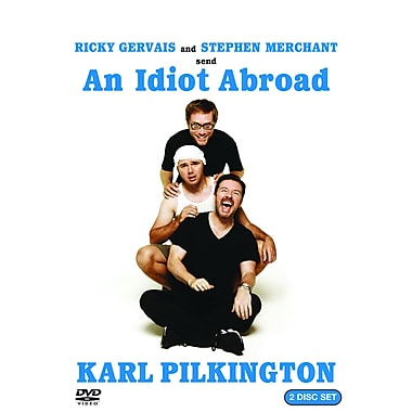 An Idiot Abroad (DVD)