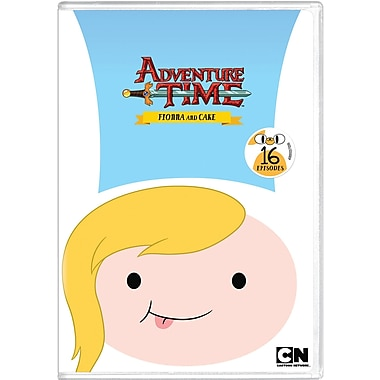 Cartoon Network: Adventure Time - Fionna And Cake Volume 4 (DVD)