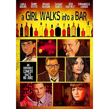 Girl Walks Into A Bar (DVD)