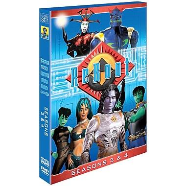 Reboot: Seasons 3 & 4 (DVD)