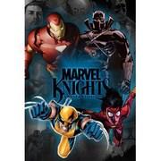 Marvel Knights 4 Pack (DVD)