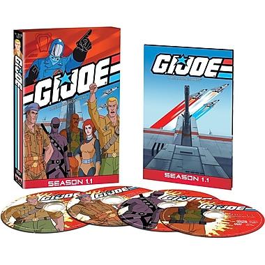 G.I. Joe A Real American Hero: Season 1.1 (DVD)