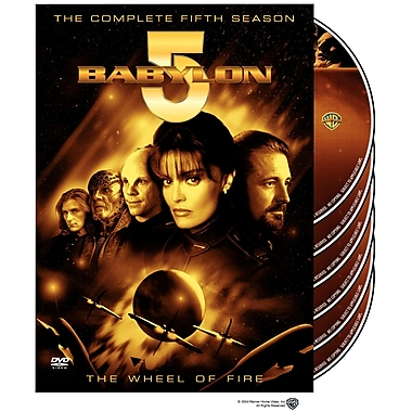 Babylon 5: The Complete Fifth Season (DVD)