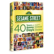 Sesame Street: 40 Years Of Sunny Days (DVD)