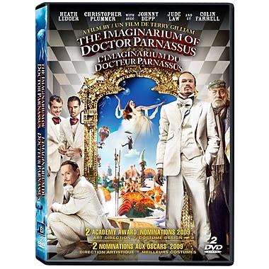 The Imaginarium Of Doctor Parnassus (DVD)