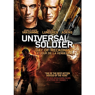 Universal Soldier - Day Of Reckoning (DVD)