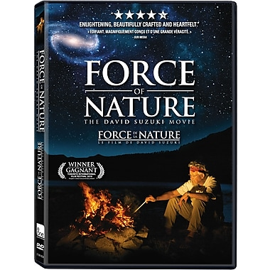 Force Of Nature: The David Suzuki Movie (DVD)