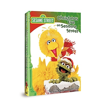 Christmas Eve On Sesame Street (DVD)