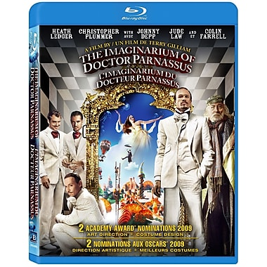 The Imaginarium Of Doctor Parnassus (BLU-RAY DISC)