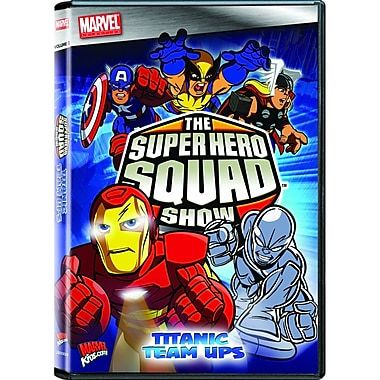 Super Hero Squad Show Volume 2 (DVD)