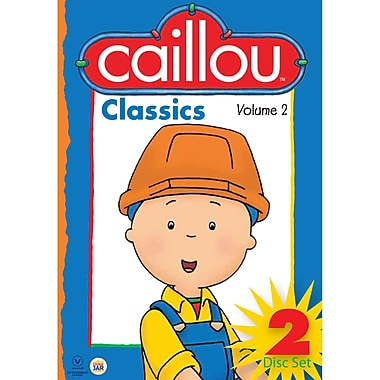 Caillou Classic - Limited Edition Lunch Bag Set (DVD)