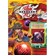 Bakugan: Volume 2: Game On (DVD)