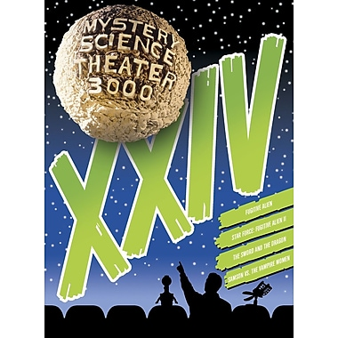 Mystery Science Theater 3000 - XXIV (DVD)