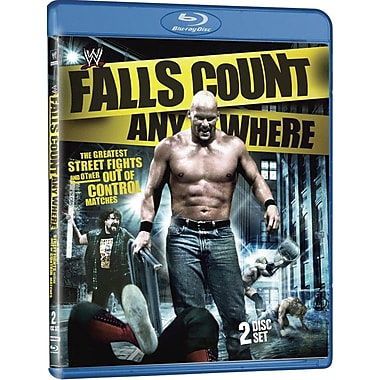 WWE 2012 - Falls Count Anywhere Matches (BLU-RAY DISC)
