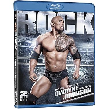 WWE 2012: The Rock (DISQUE BLU-RAY)
