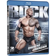 WWE 2012: The Rock (DISQUE BLU-RAY)