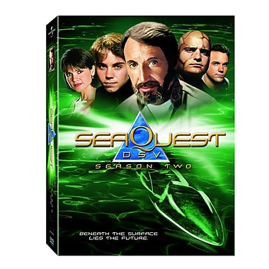 Seaquest Dsv:Season 2 (DVD)