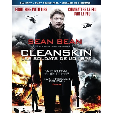 Cleanskin (BLU-RAY DISC)