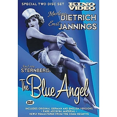 The Blue Angel (DISQUE BLU-RAY)