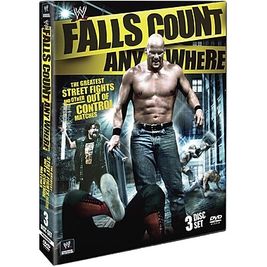 WWE 2012 - Falls Count Anywhere Matches (DVD)