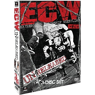 WWE 2012 - Ecw Unreleased Volume 1 (DVD)