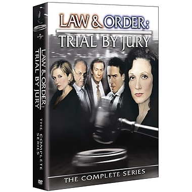 Law And Order: Trial By Jury C (DVD)