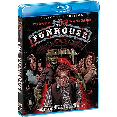 The Funhouse (BLU-RAY DISC)