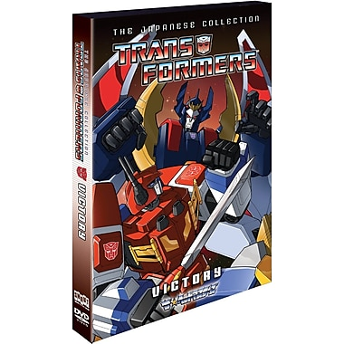 Transformers - Japonais Collection - Victory (DVD)